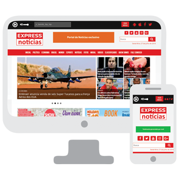 Modelo Portal de Notícias